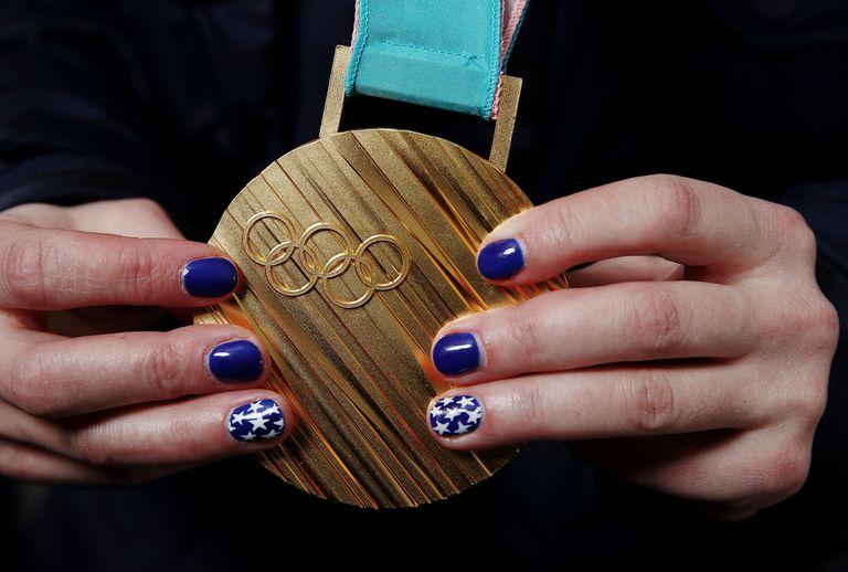 olimpiyat altın madalyası