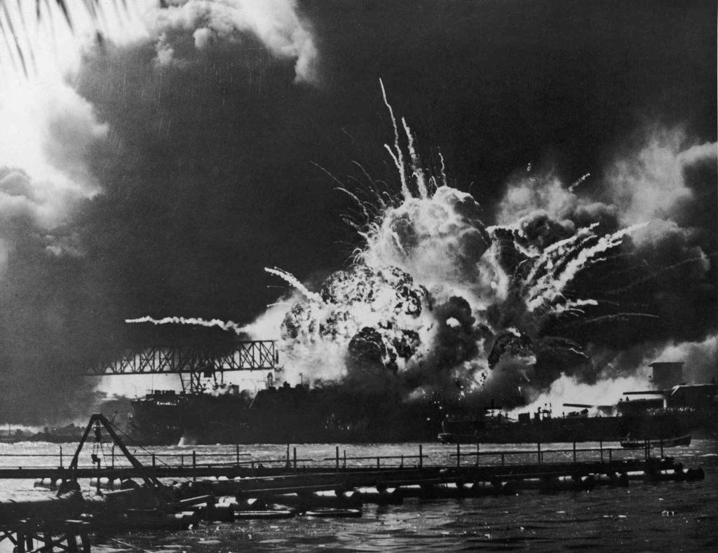 Amerikan Pearl Harbor saldırısı olayı