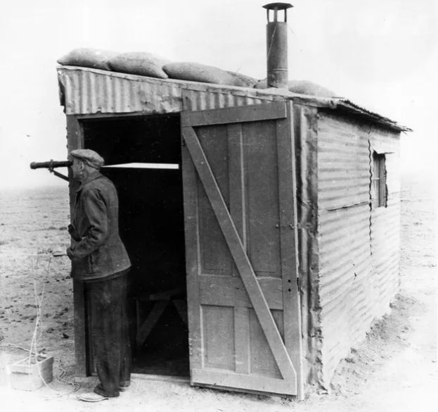 Robert H. Goddard roket gözlem kulübe