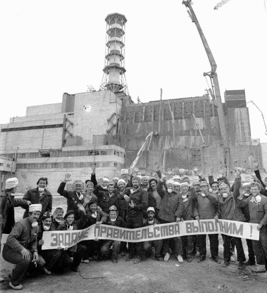 çernobil beton lahiti