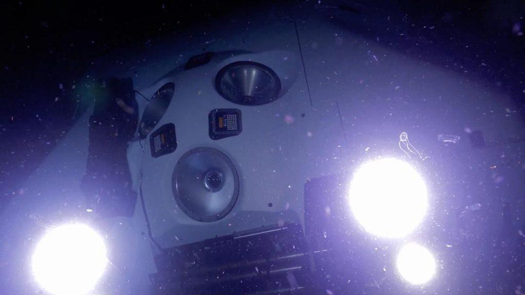 tarihin en derin denizaltı dalışı
