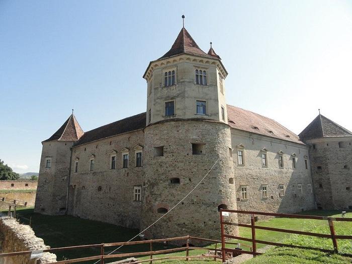 Făgăraș Citadel / Doğu Avrupa'nın kaleleri