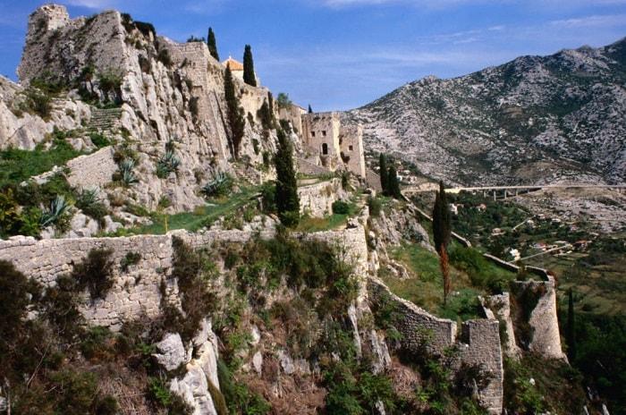 Klis, Split / Doğu Avrupa'nın kaleleri