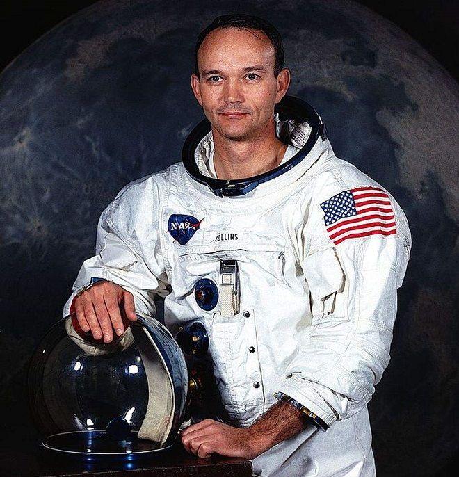 michael collins astronot apollo 11