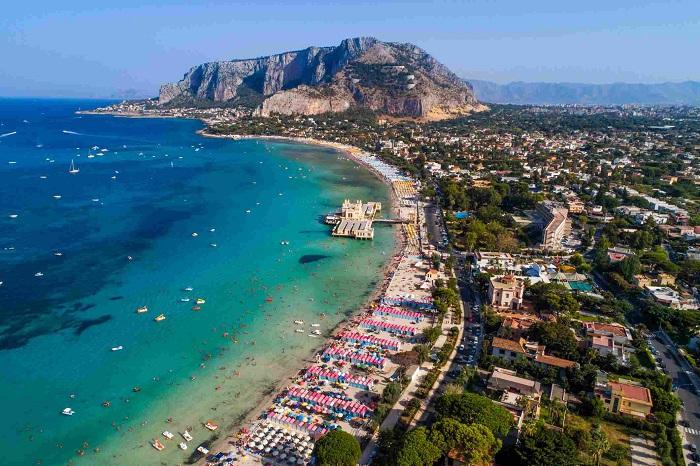 Sicilya'daki en iyi plajlar