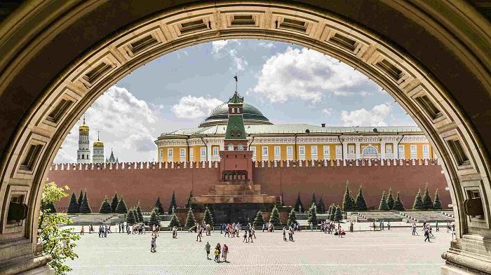 Red Square - Kremlin