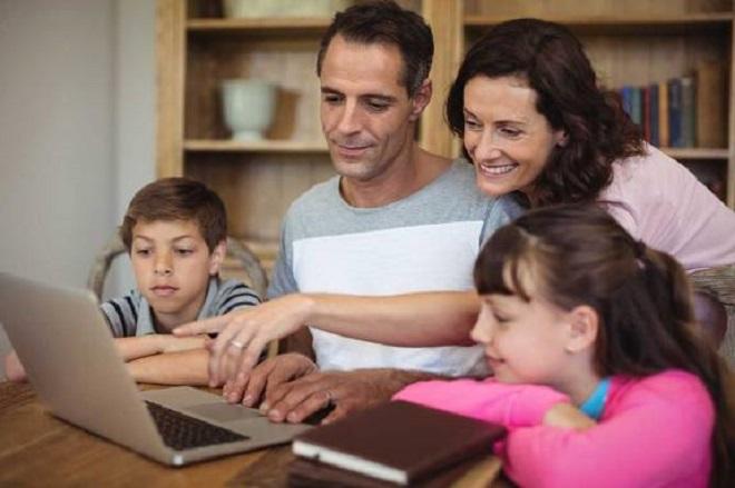 çocukları internetin zararlı yanlarından korumak