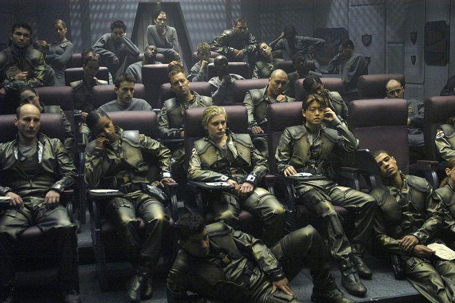 battlestar galactica finali kötü biten diziler