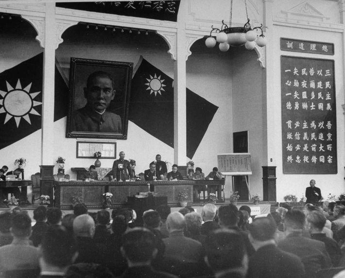 Çan Kay Şek Chiang Kai-shek