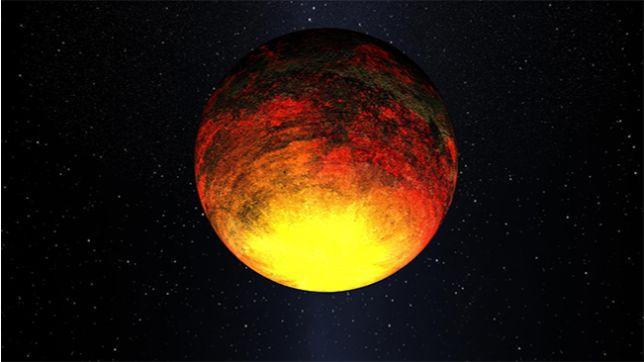 kepler 10b gezegeni