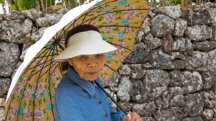 okinawa uzun yaşam uzun ömürlü insanlar