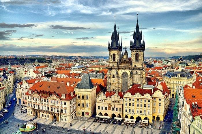 Doğu Avrupa'nın kaleleri