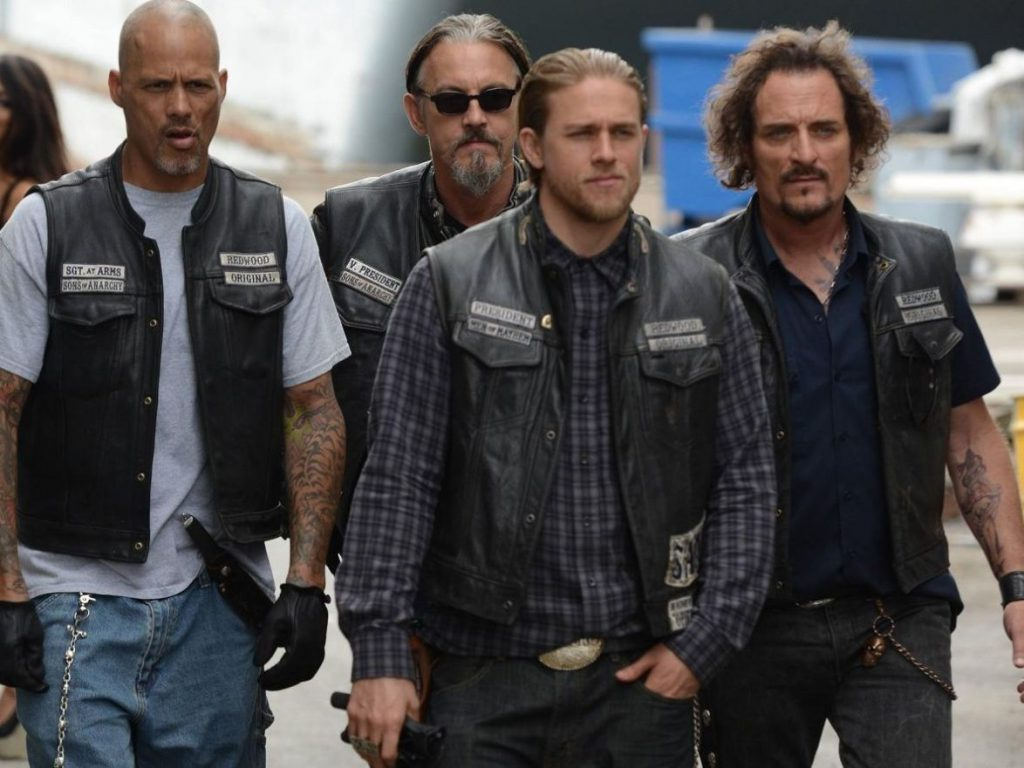 sons of anarchy dizisi