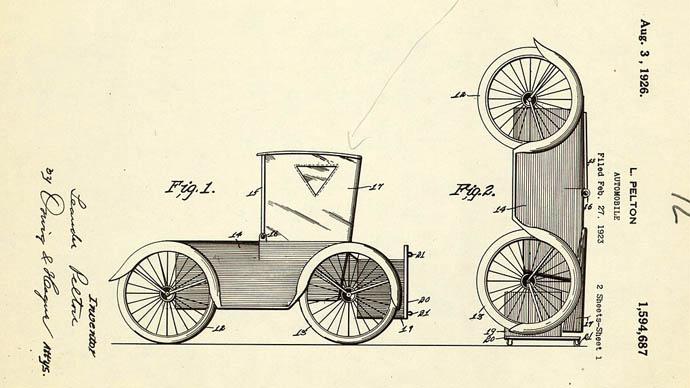 dikey araba parkı patentler