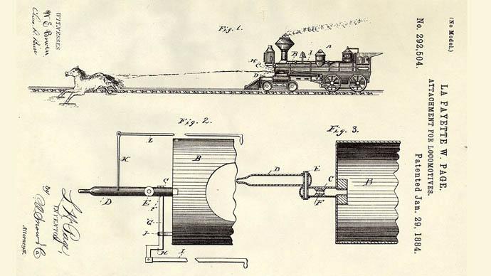Su 'silahı' patentler