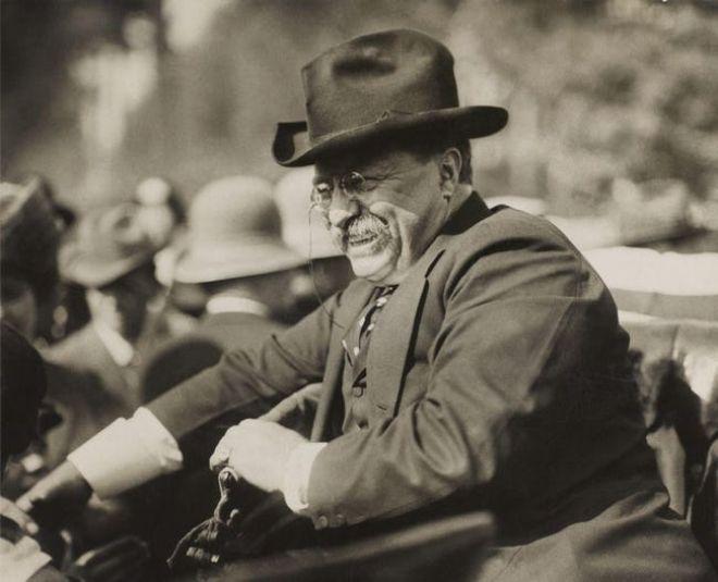 Teddy Roosevelt son dakika kararı