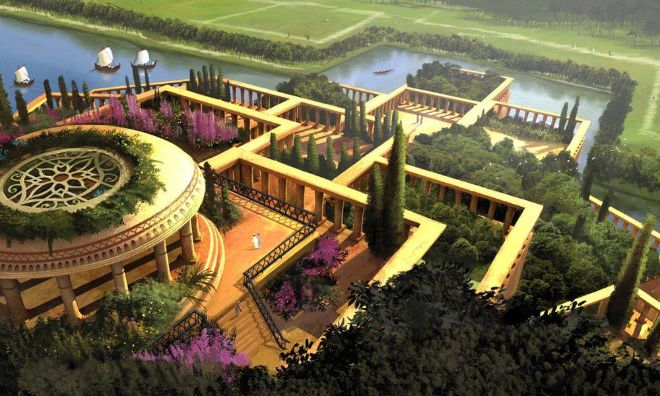 Babil'in bahçeleri