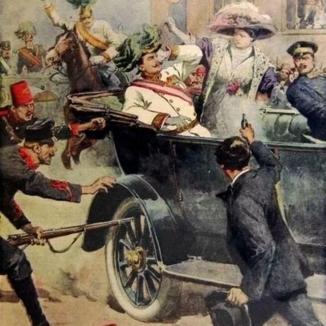Franz Ferdinand son dakika kararı