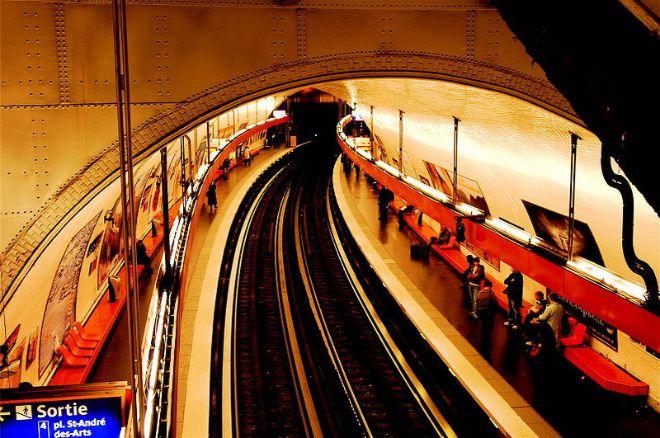 metro tüneli