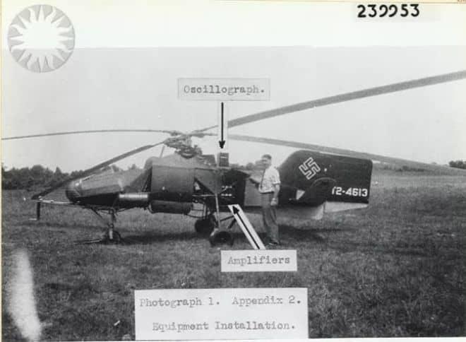 naziler helikopter