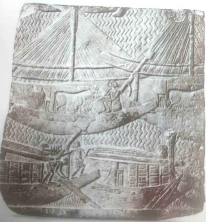 ilk mısır gemileri