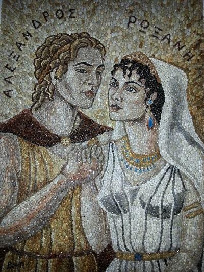 Alexander and Roxanne / Büyük İskender ve Roksane