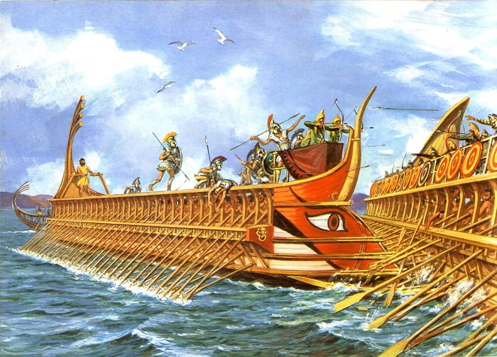 Themistokles / Salamis Savaşı