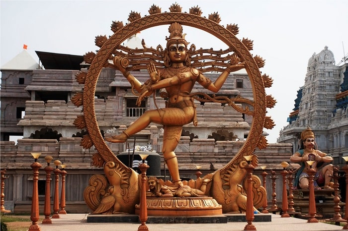 Cosmic Dance Of Lord Shiva / Tanrı Şiva / Hinduizm