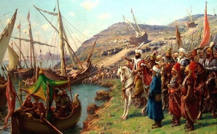 Constantinople 1453 / İstanbul'un fethi ve Fatih Sultan Mehmet Bizans'ı kuşatması