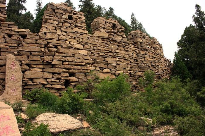 Great Wall of Qi / Çin Seddi