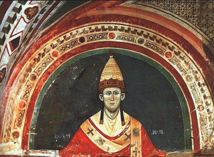 Papa III. Innocentius / Magna Carta