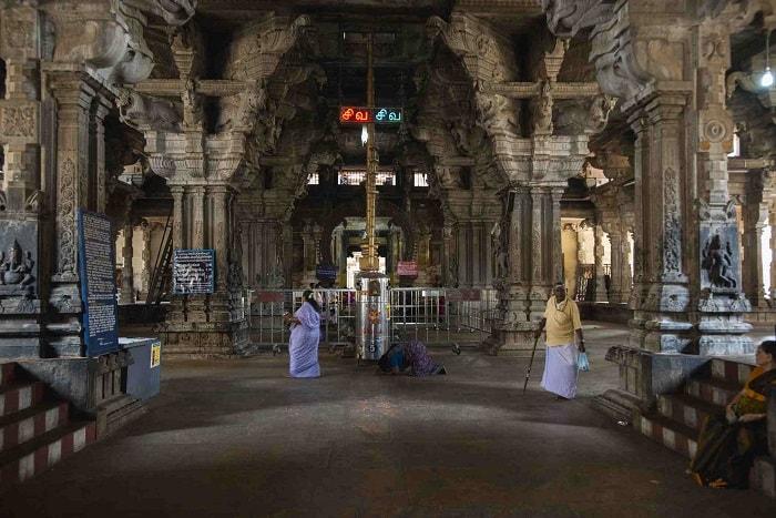 Jambukeswarar Akilandeswari Temple