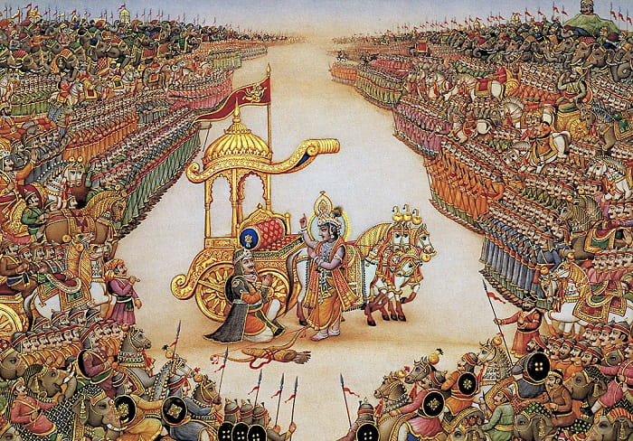 Mahabharata destanı / Hinduizm