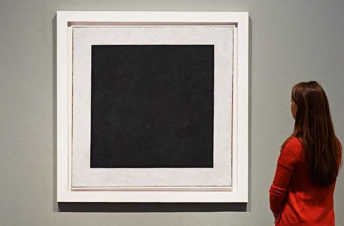Siyah Kare / Kazimir Malevich / Konstrüktivizm