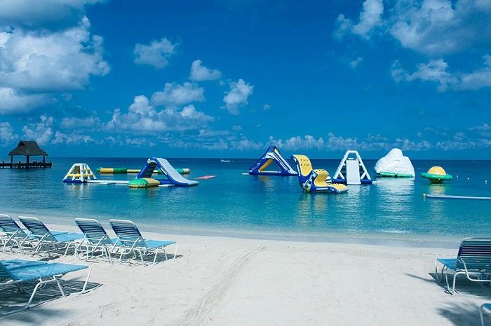 Paradise Beach Club / Cozumel'in en iyi plajları