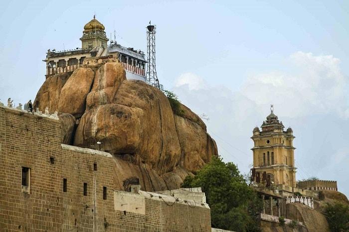 Rock Fort Temple Complex / Tiruchirappalli