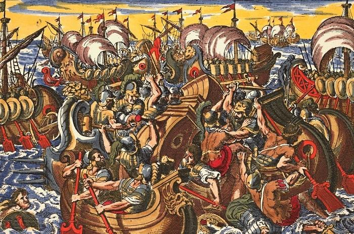Peloponnesos Savaşı / Sparta ve Atina