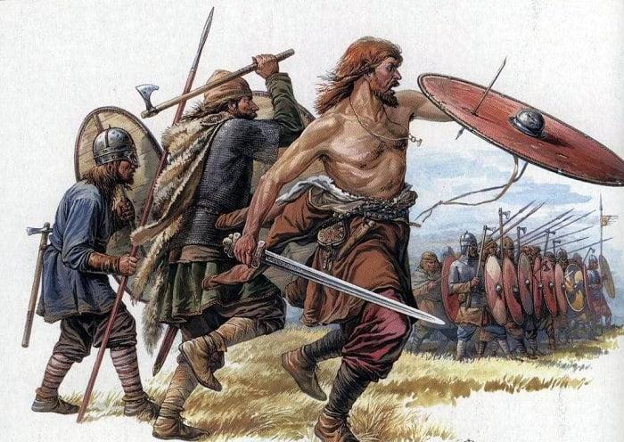 Vizigotlar / Visigoths / Batı Roma nasıl yıkıldı?