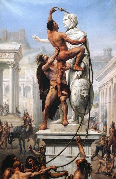 Batı Roma'nın yıkılışı / Sack of Rome / Roma'nın Yağmalanması