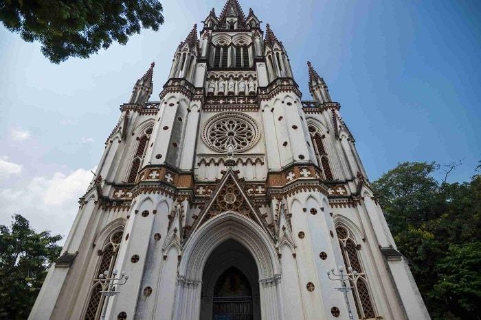 Visit Historic Churches / Tiruchirappalli