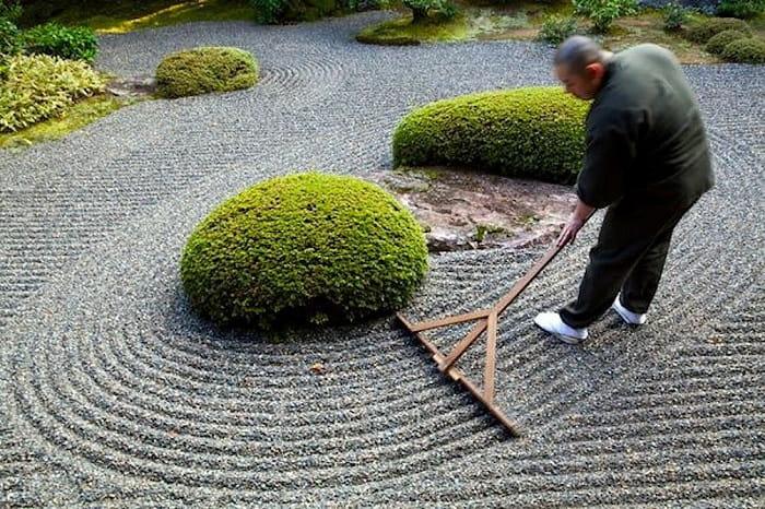 Zen Garden / Budizm