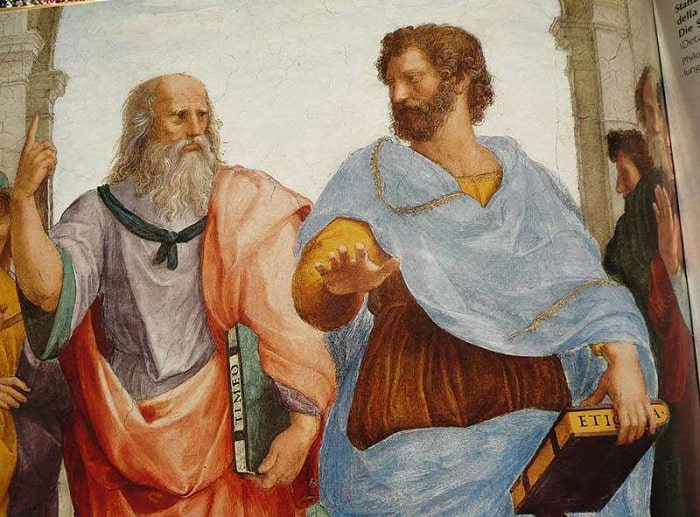 Aristoteles ve Büyük İskender / Makedonya