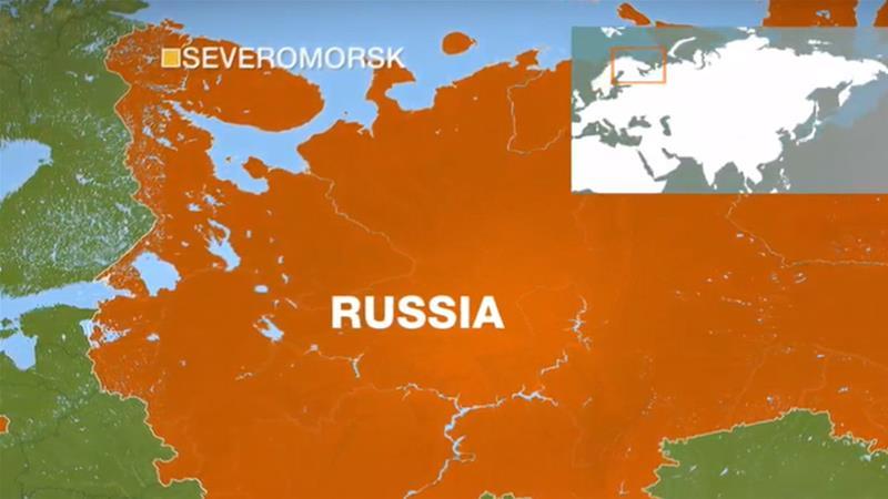 Rus denizaltısında çıkan yangında 14 denizci öldü