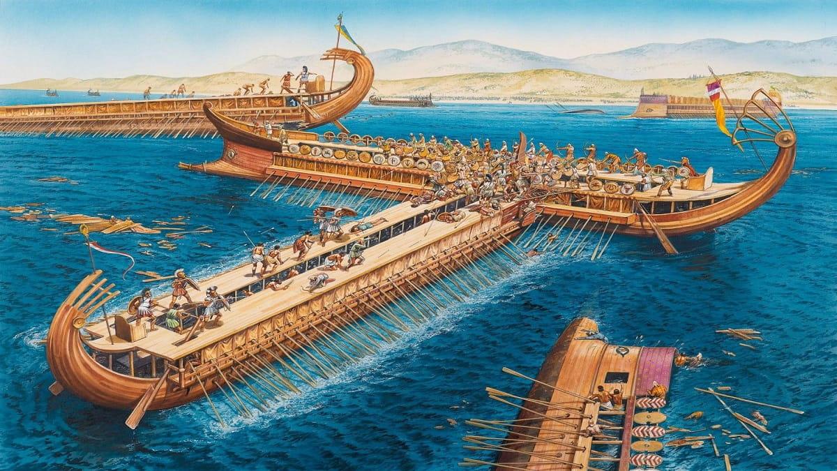 Salamis Savaşı / Battle of Salamis