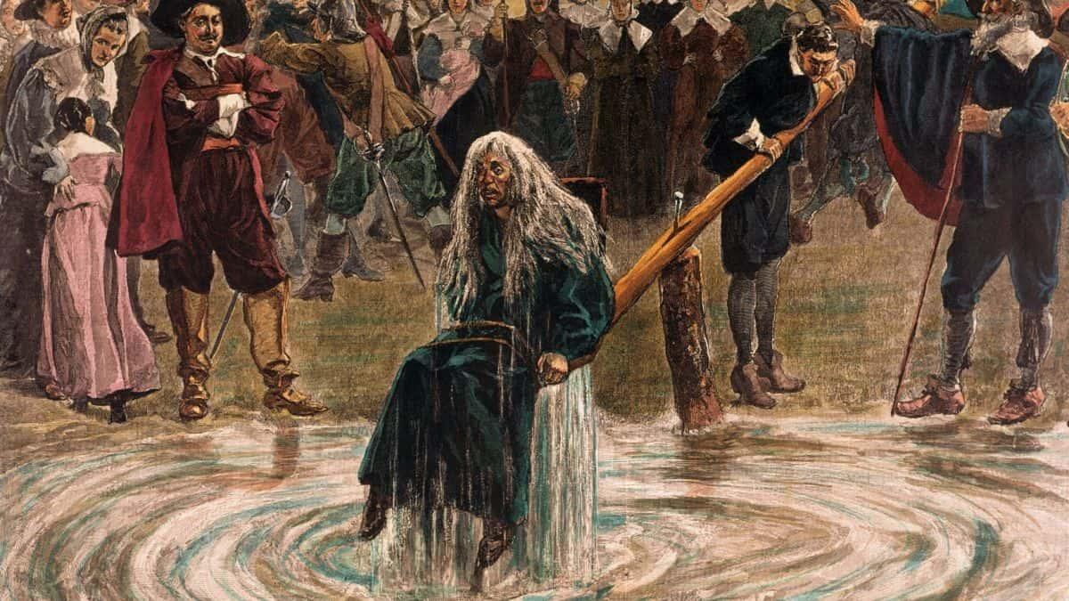 cadı avının tarihi