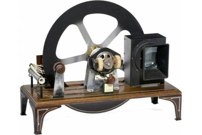 ilk televizyon mekanik