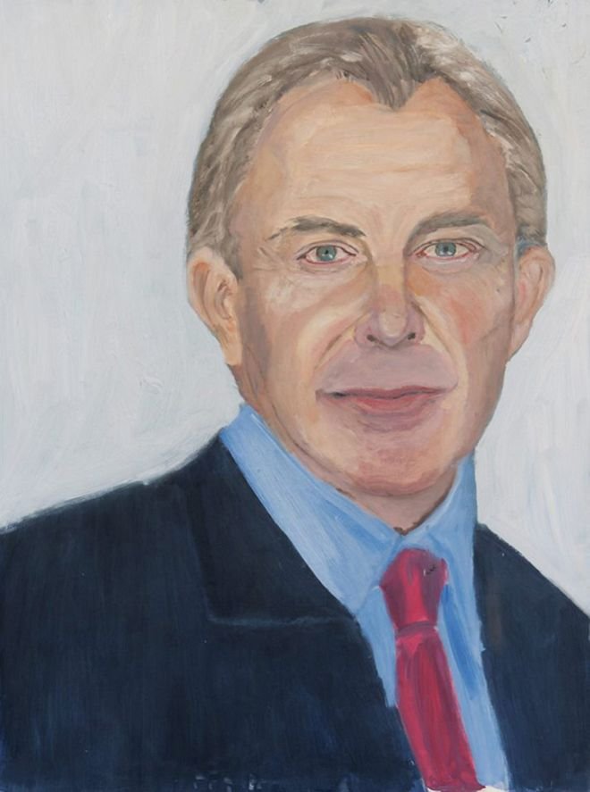 ressam politikacı