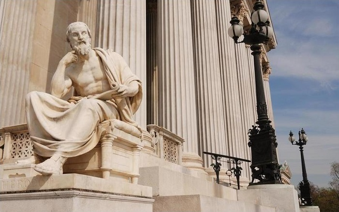 Salamış Savaşı / Herodotus