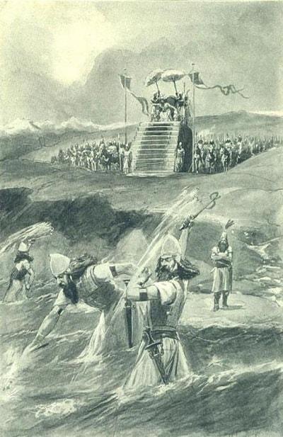 Kserkses (I. Serhas ve Xerxes)