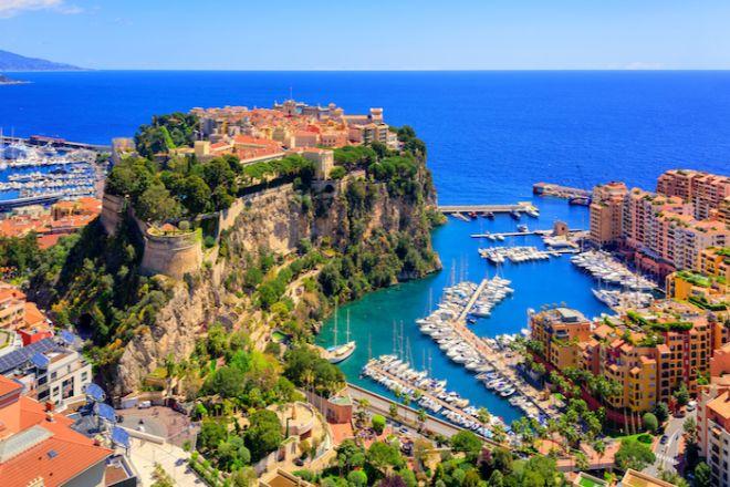 Dünyanın en küçük ikinci ülkesi Monako